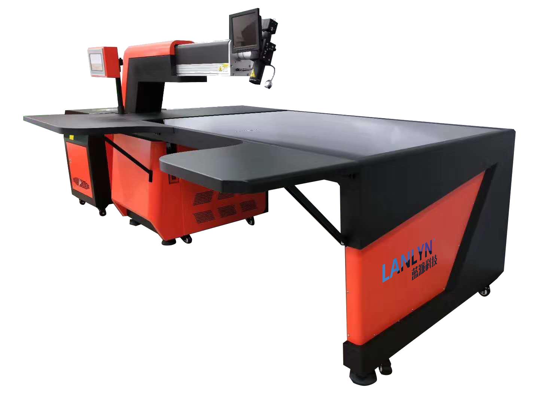 YAG平台激光焊接机