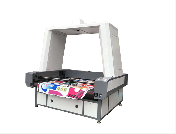 大视觉自动送料激光切割机