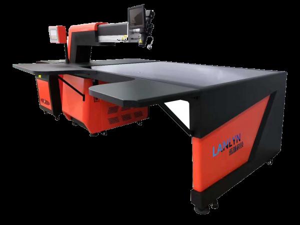 江西YAG平台激光焊接机